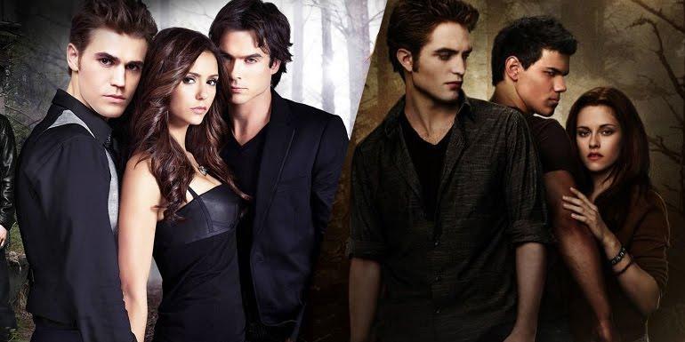 The Vampire Diaries e Crepúsculo